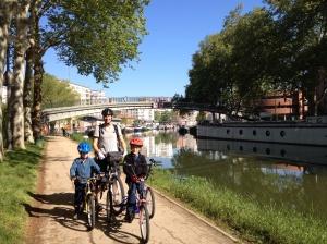 Départ de Toulouse