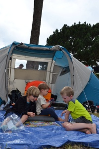 Camping de la cité d'Alet - St Malo