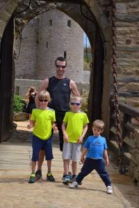 Nous avons pris Fort La Latte!