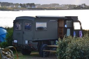 La nouvelle acquisition de Gg le camping-cariste de Gemenos